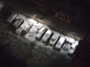 Boston, MA snow