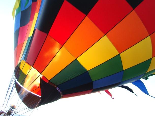 ABQ Balloon Fest 2012 - Andrea Beltran